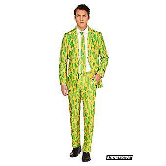 Cactus Sunshine Mexico Suit Suitmaster Slimline Economy 3-delig