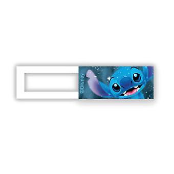 Webcam deksel/Slider-lisens™-Stitch-blå