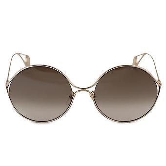 Gucci ronde zonnebrillen GG0253SA 002 60