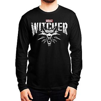 Le witcher complet manches t-shirt