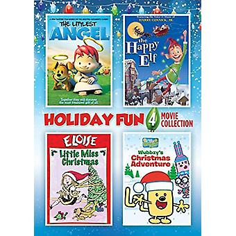 Kids Holiday 4-Pack [DVD] USA import