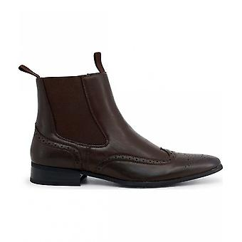 Duca di Morrone - Chaussures - Bottes de cheville - RUDOLPH-BROWN - Hommes - sellebrown - 46