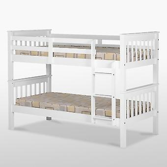 Neptune Bunk Bed - Weiß