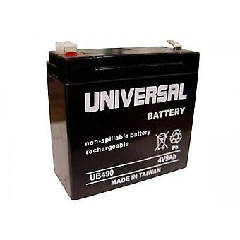 Vervangende UPS batterij compatibel met Premium Power UB490-ER