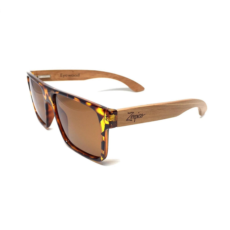 Eyewood Sunglasses - Square - Bailey