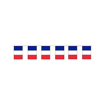 Ranskan lippu Keltasirkku Suorakaiteen Flags 6m pitkä 20flags polyesteri
