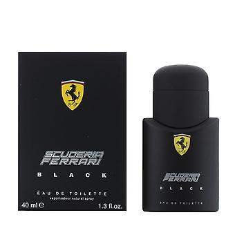 Ferrari NO STOCK Ferrari Black Eau De Toilette For Him