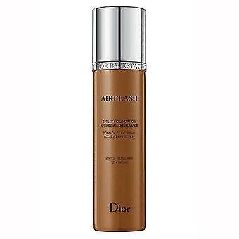 Christian Dior Backstage Pros Airflash Spray Foundation 600 Mocha 2.3oz / 70ml