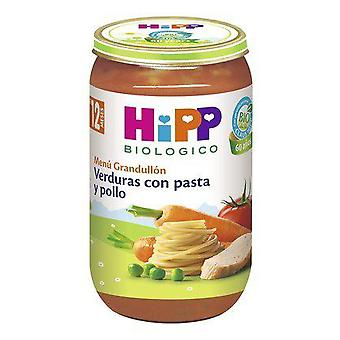 Hipp Potitos Vegetables with Pasta and Chicken 250 gr