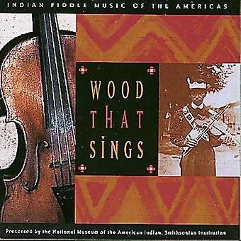 Wood That Sings - Wood That Sings [CD] USA import