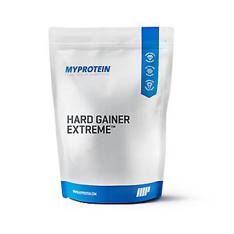 Hard Gainer Extreme, jahoda, puzdro, veľkosť: 2,5 kg-MyProtein
