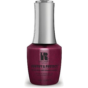 Red Carpet Manicure LED Gel Nail Polish - Kiss My Luster (2020781) 9ml