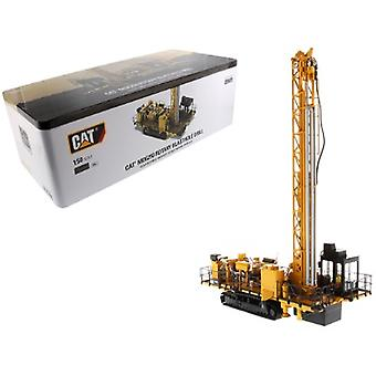 CAT Caterpillar MD6250 Rotary Blasthole Drill with Operator High Line Series 1/50 Diecast Model par Diecast Masters