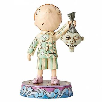 Disney Traditions Timmy With Shrunken Head Figurine