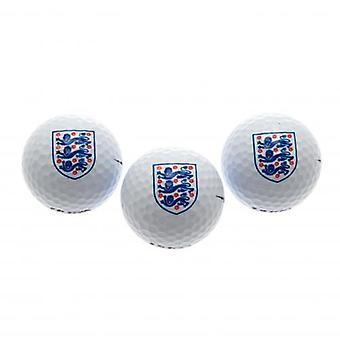 Anglia FA Golf Balls