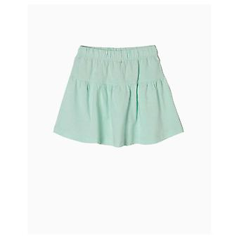Zippy Green Skirt Agua