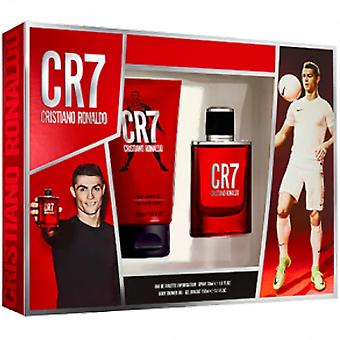Cristiano Ronaldo CR7 Eau de Toilette Spray 30ml & Duschgel-Set