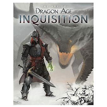 Dragon Age The Art of Dragon Age Inquisition Book