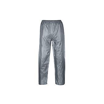 Portwest classic adult rain trousers s441
