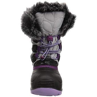 Kamik dziecięce buty zimowe z liczi