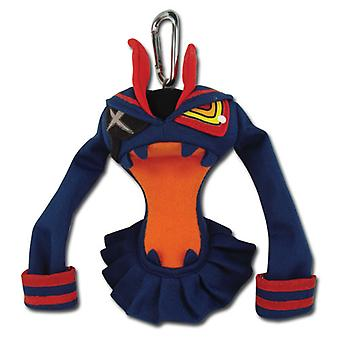 Key Chain - Kill la Kill - New Senketsu Plush Anime Licensed ge37267