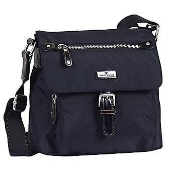 TOM TAILOR 11220 Black Women's Shoulder Bags (Black (Schwarz 60)) 22x20x10 cm (B x H x T)