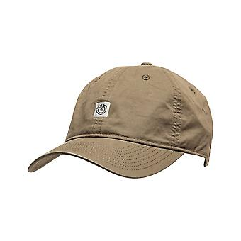 Element Fluky Dad Cap in Army