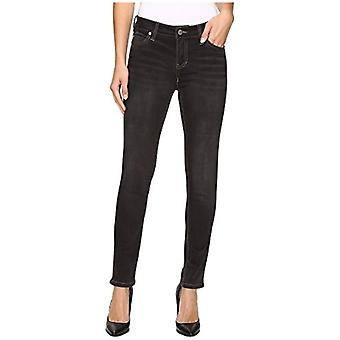 Liverpool Jeans Company Women's Abby Skinny 5 Pocket Mid Rise Super Soft Deni...