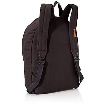 Quiksilver Men's Everyday Poster Canvas Backpack, black, 1SZ, Black, Size 1.0