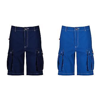 Regatta Kinder/Kids Shorefire Coolweave Baumwoll-Canvas Shorts