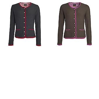 Veste tricot traditionnel James and Nicholson Womens/dames
