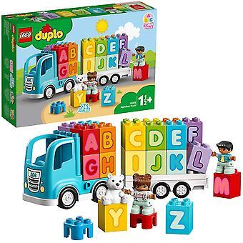 LEGO 10915 DUPLO Ensimmäinen aakkoskuorma-autoni