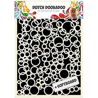 Dutch Doobadoo Dutch Softboard Art Bubbles - A5 478.007.015