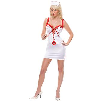 Women Naughty Nurse Costume