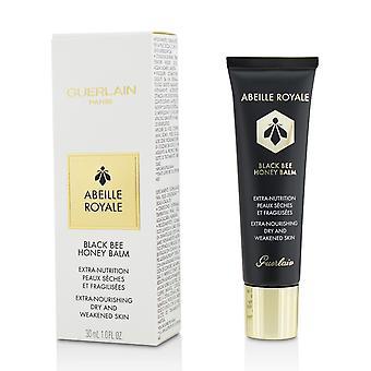 Abeille royale musta mehiläinen hunajabalsamia (extra ravitseva) kuiva & heikentynyt iho 214968 30ml /1oz