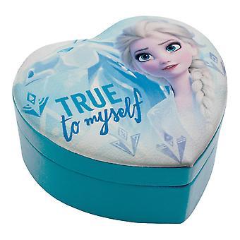 Frozen 2, Heart-shaped Jewelry Box