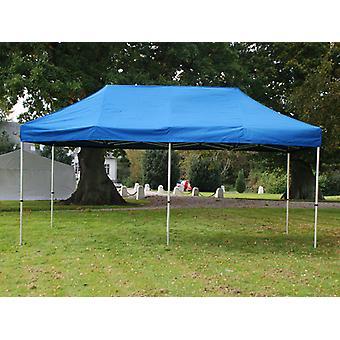 Tente Pliante FleXtents PRO 3x6m Bleu