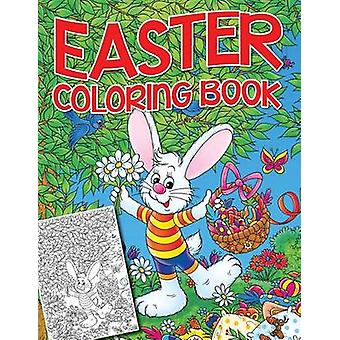 Easter Coloring Book by Publishing LLC & Speedy