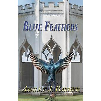 Blue Feathers by Barner & Ashley J