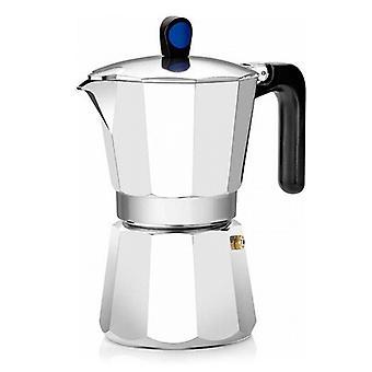 Italian Coffee Pot Monix 23345 (6 Cups) Aluminium