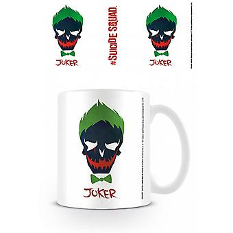 Suicide Squad (Joker Skull) Mug