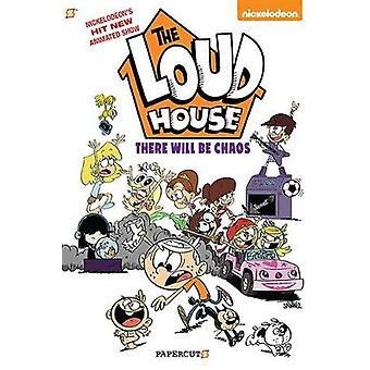 """The Loud House #1 - """"There Will be Chaos"""" by Chris Savino -"""