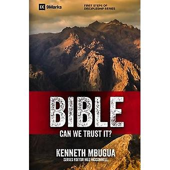 Bible - Can We Trust It? by Andrew Mathieson - 9781527100008 Book