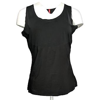 Spanx Plus Shaper Trust Your Thinstincts Tank Top Black A306088