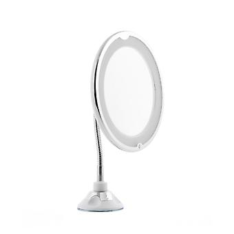 Make-up mirror with Magnification and LED