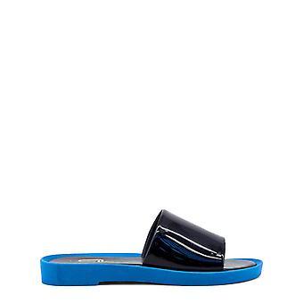 Ana Lublin Gertrudes Women Blue Flip Flops -- GERT893552