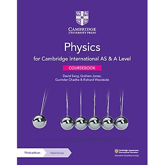 Cambridge International AS  A Level Physics Coursebook with by David Sang