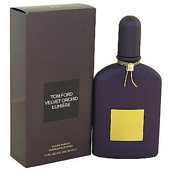 Tom Ford fløyel Orchid Lumiere Eau De Parfum Spray av Tom Ford 1,7 oz Eau De Parfum Spray