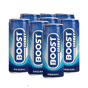 Boost Original 8 x 250ml Dosen Original Energy Vitality