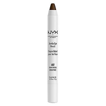 NYX PROF. MAKEUP Jumbo Eye Pencil Brun foncé